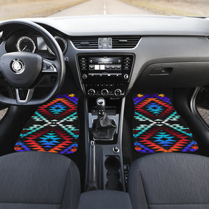 Taos Morning And Midnight Front Car Mats (Set Of 2)