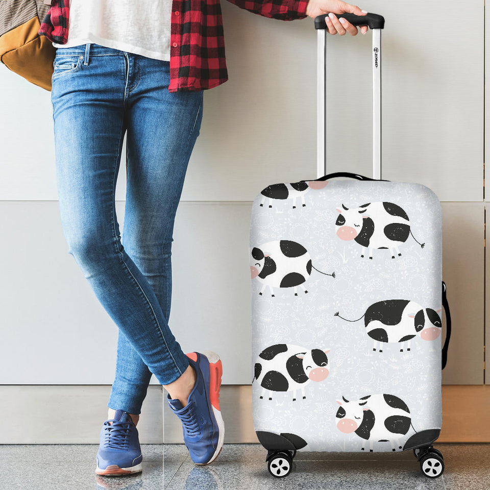 Cute cows pattern Luggage Covers