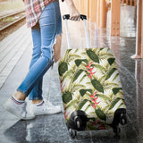 Heliconia Pattern Luggage Covers