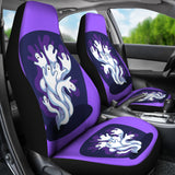 Halloween Spooky Ghost Car Seat Covers
