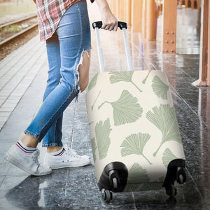 Ginkgo Leaves Pattern Luggage Covers