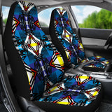 Midnight Thunder Car Seat Covers