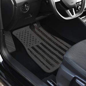Black Flag FRONT CAR MATS