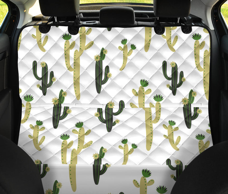 Wondrous Cute Cactus Pattern Dog Car Seat Covers Ccgoodshop Gmtry Best Dining Table And Chair Ideas Images Gmtryco