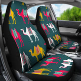Camel Pattern  Universal Fit Car Seat Covers