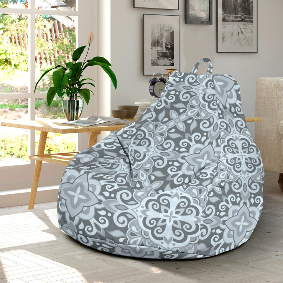 Traditional indian element pattern Bean Bag Chair