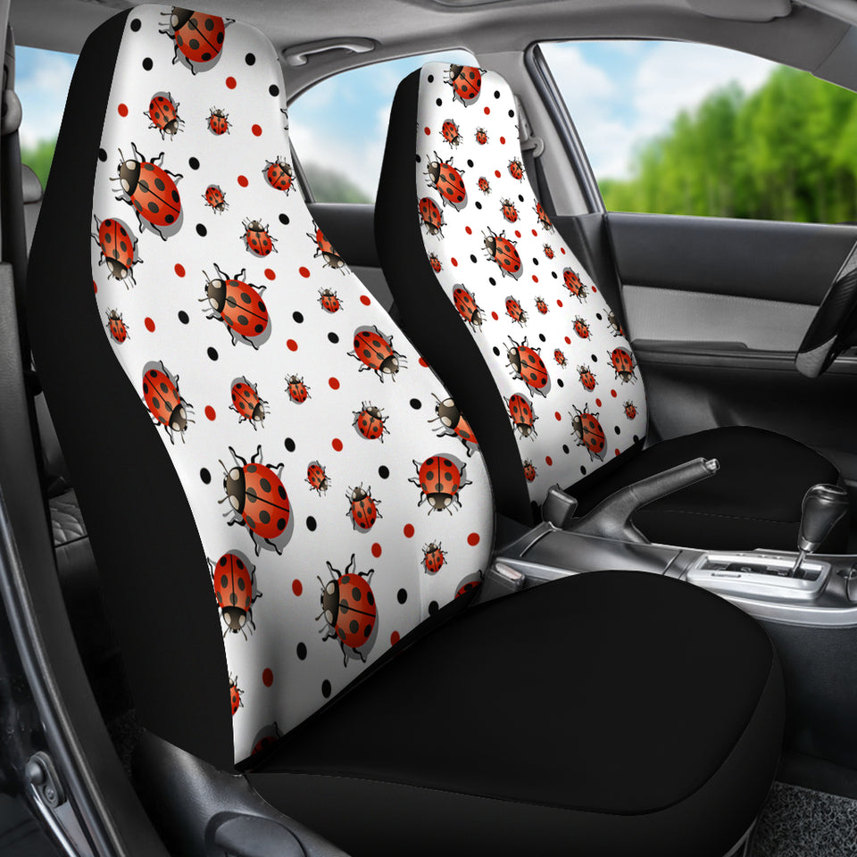Ladybird Car Seat Covers