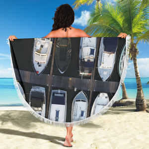 Beach Blanket-Boat Type1 ccnc006 bt0213