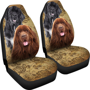 Newfoundland Car Seat Covers (Set Of 2)