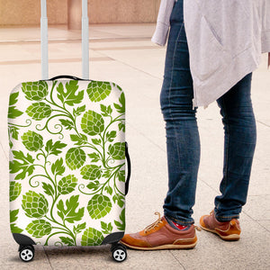 Hop Design Pattern Luggage Covers