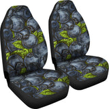 blueberry pattern  Universal Fit Car Seat Covers