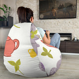 Cute koalas teapots tea Bean Bag Chair