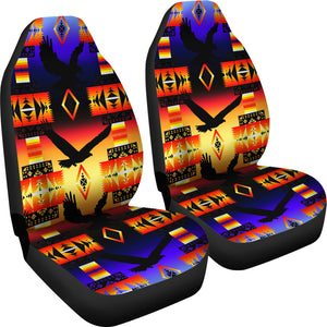Eagle Horizon Car Seat Covers