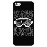 Phone case-My Drug Of Choice Is White Powder ccnc005 sk0024