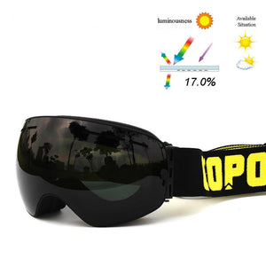 Skiing Goggles Lens UV Anti-Fog Dust For Men And Women ccnc005 sk0020