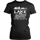 Shirt-Lake is Calling And I Must Go ccnc006 bt0017