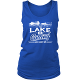 Lady Shirt-Lake is Calling And I Must Go ccnc006 bt0017