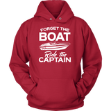Shirt-Forget The Boat Ride The Captain ccnc006 bt0061
