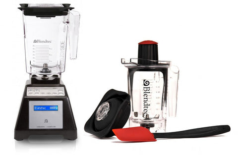Blendtec HP3A Blender- The ULTIMATE Combo-  INCLUDES SHIPPING IN AUSTRALIA!