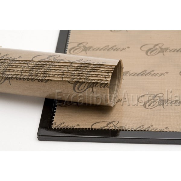 Excalibur Paraflexx (Teflex) Premium Sheets- Shipped free with dehydrator