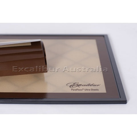 Excalibur Paraflexx Ultra Silicone Sheets- Shipped Free with Dehydrator