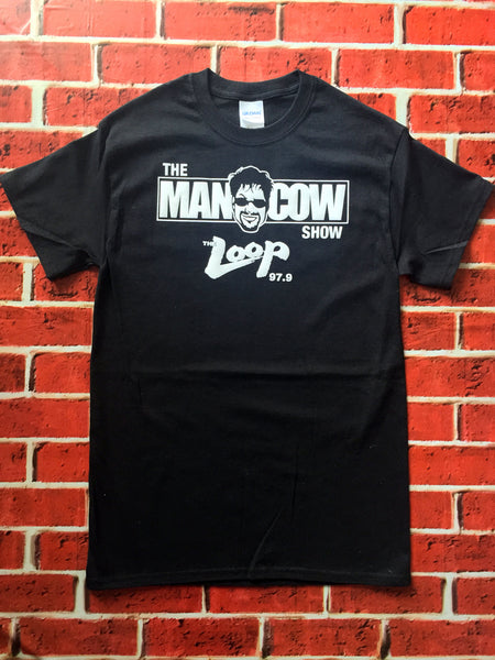 Official Mancow Adult T-Shirts