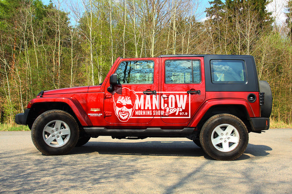 Official Mancow's Madhouse Gifts