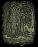 Tangled Forest Shirt - Surreal T-shirt