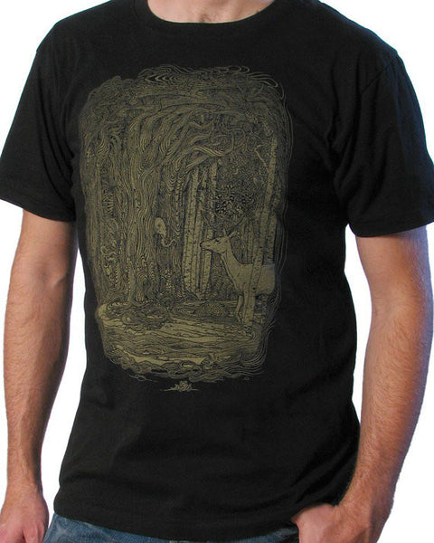 Nature Shirt - Forest tshirt