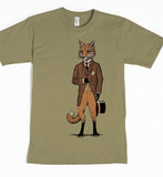Dapper Fox Shirt