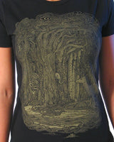 Women's forest shirt