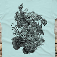 Ocean Tide Pool Tshirt