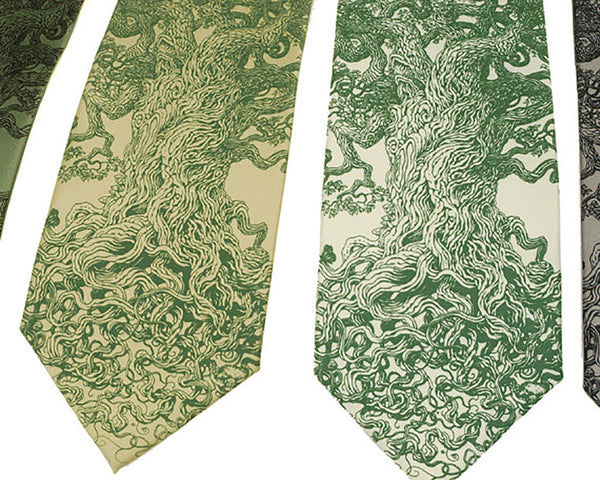 tree of life tie