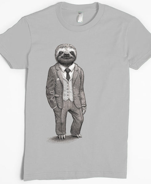 Stylish Sloth Shirt for Men and Women