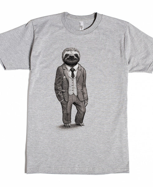 Sloth Tshirt -  Animal Shirt