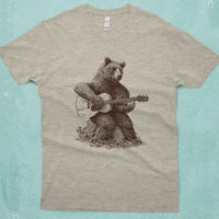 Bear Guitar Shirt