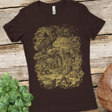 Turtles Rising T-shirt