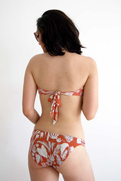 Summer Safari Bandeau Set