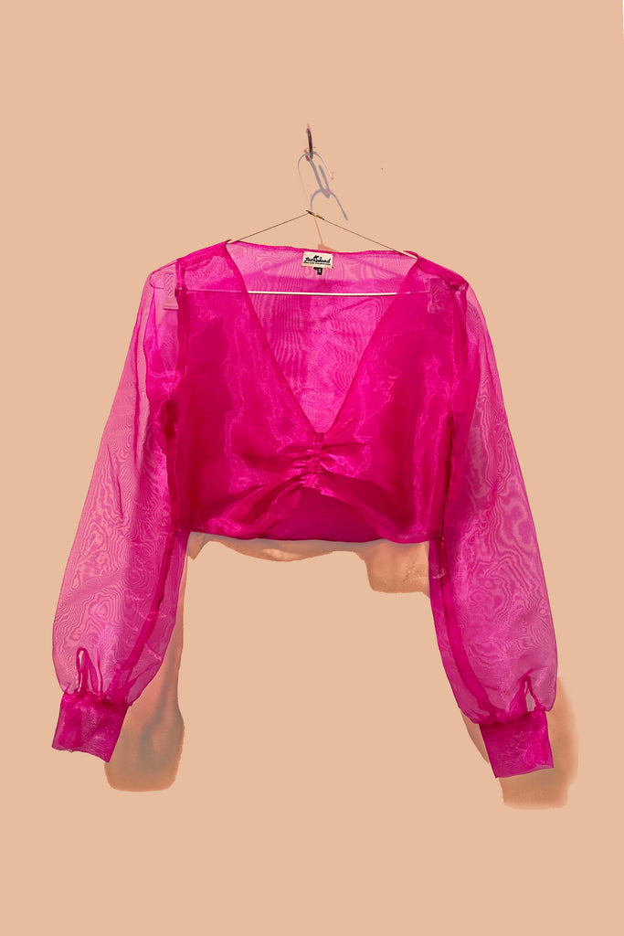 Heather Blouse (Pink)