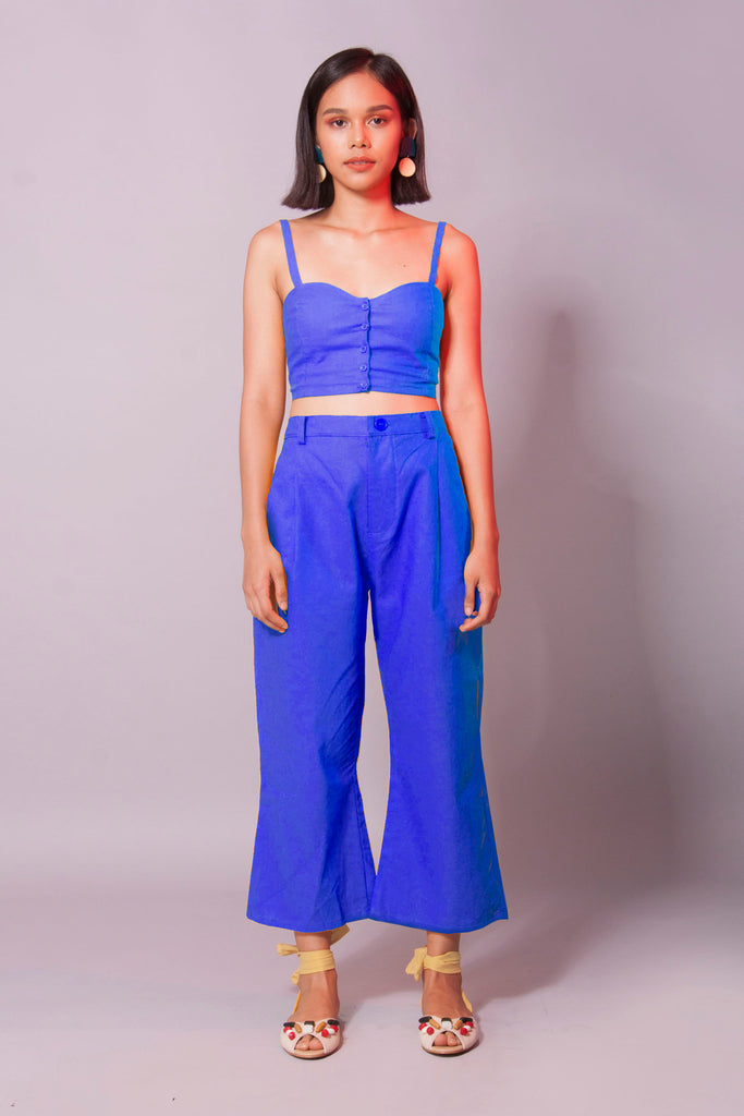 Pińa Collada Pants (Blue)