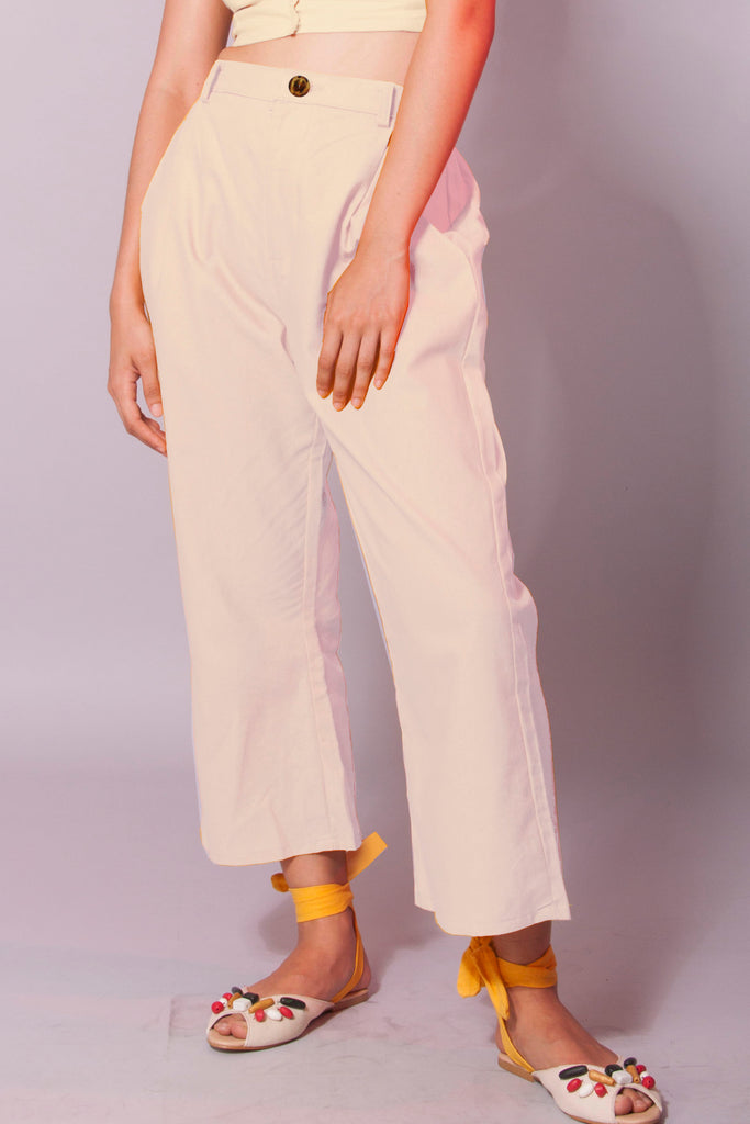 Pińa Collada Pants (White)