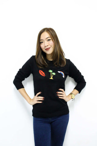 Emojito Sweater