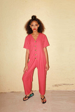 Rouge Jumpsuit