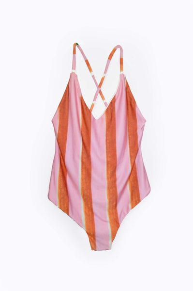 Neo Print One-piece Swimsuit