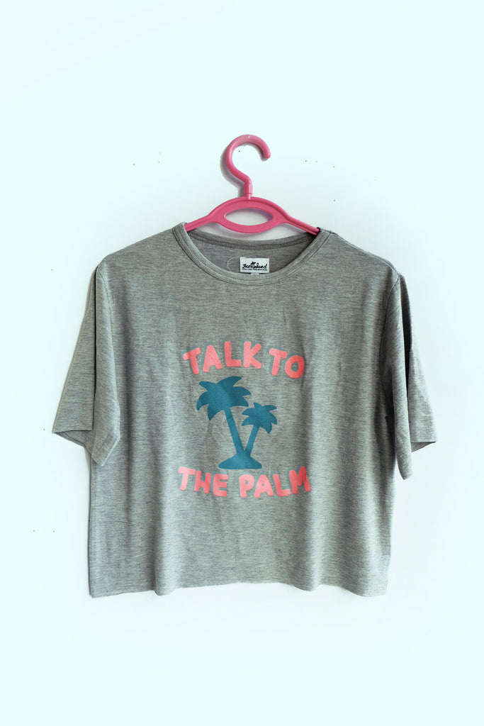 Talk To The Palm Tee