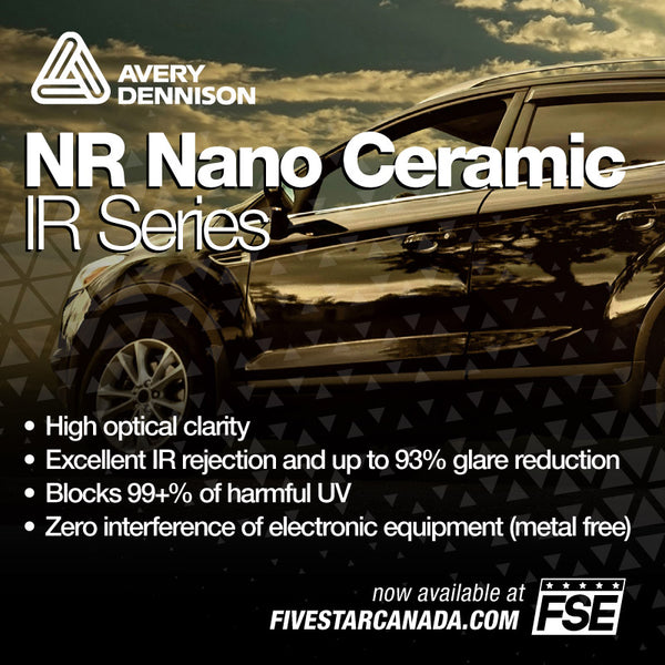 NR Nano Ceramic IR Automotive Window Film