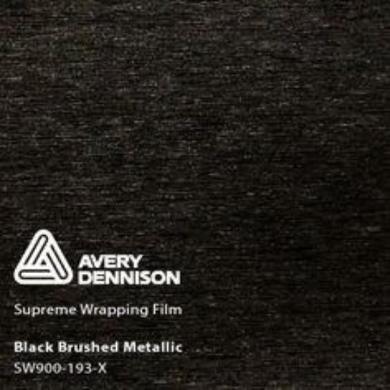 Avery Dennison - SW900 - Brushed Black
