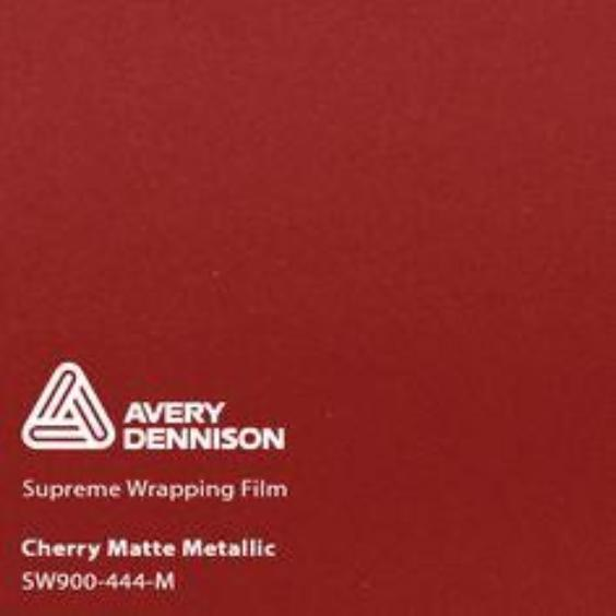 Avery Dennison - Matte Metallic Cherry