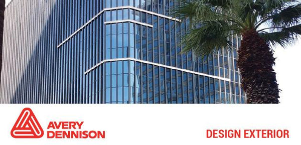 Avery Dennison - DS Blue X | Exterior Window Film