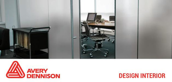 Avery Dennison - DS Series (Matte 2Mil, Black, White, UV) | Interior